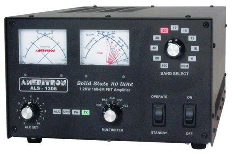 ALS-1306X 10/12m MOD付、 110V JAバージョン