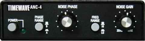 ANC-4 信頼のノイズキャンセラー Timewave社 HF〜50MHzまで u