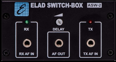 ASW-2H ハイアイソレーションバージョン SDRアンテナスイッチボックス