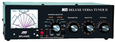MFJ-949E 全米ストアでNo1のマニュアルチューナー