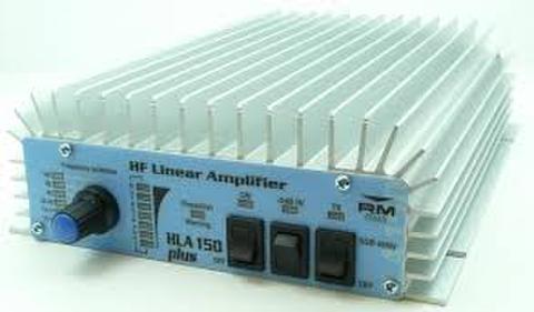リニアアンプ HLA150Plus RM Italy(空冷ファンなし)
