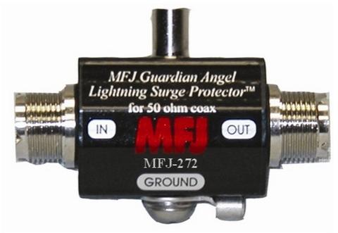 MFJ-272専用ガス放電式 Max1.5kW避雷アレスター