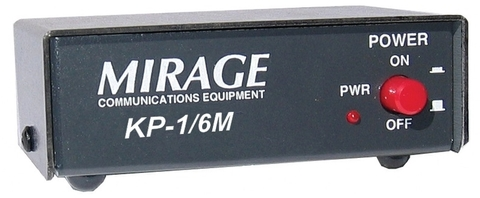 限定特価KP-1デスクトップ型50/144/430MHz GaAs-FETプリアンプ