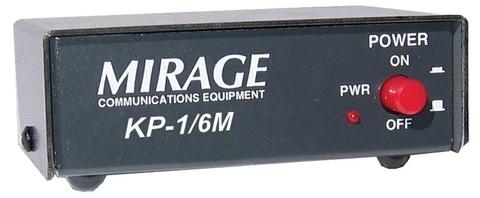 KP-1シリーズ デスクトップ型モノバンド・プリアンプ