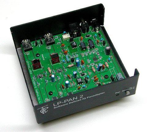 LP-PAN2 高選択性IFベースSDR パンアダプター