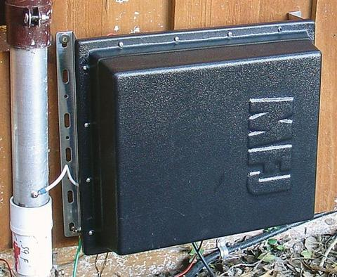 MFJ-998RT 1.5kWPEP 対応オートマチックアンテナチューナー