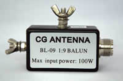 BL-01,BL-04,BL-09 CGアンテナの100W超コンパクトバラン
