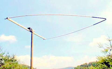 オムニシリーズ OMNI-6 6m用進化オムニアンテナ