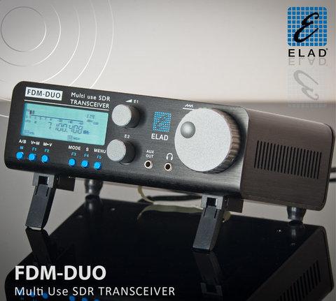 ELAD FDM-DUO-RPJ 高機能SDRトランシーバー