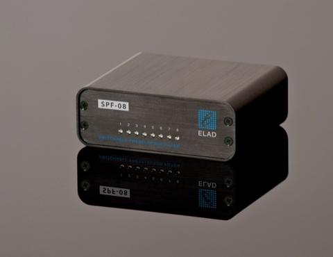 ELAD SPF-08  HF プレセレクター