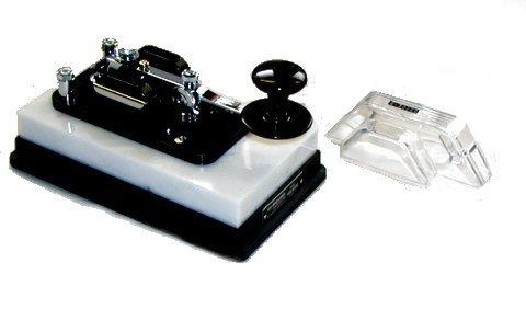 HK808 ハイモンド唯一の防衛庁納品品質・大理石ベースの電鍵