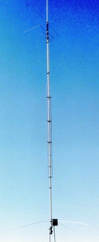 AV-640 あのハイゲインのノンラジアルバーチカル  40-6m