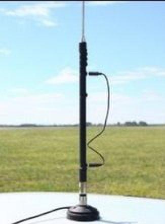 10バンドHF-2mスーパーマルチバンドホイップアンテナ MFJ-1699S u