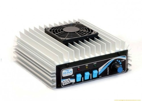 KL405V RM Italy HFオールモードハイパワーリニアアンプ