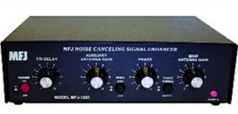 MFJ-1025  ノイズキャンセラー