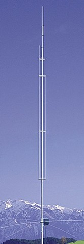 Cushcraft R6000 クッシュクラフトの不動のヒット製品 20-6m 6バンドGP ラジアル線不要!