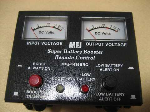 小型電圧電流監視モニター MFJ-4416BRC 4416B、Cに