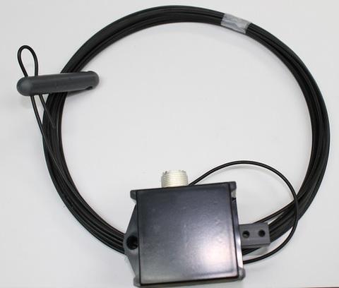 エンドフェッズアンテナ EF-80  3.5MHz用