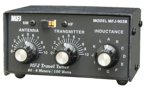 値下げ MFJ-902B タイニートラベルチューナー 150W