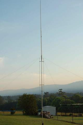 CHALLENGER DX(チャレンジャーDX)GAP antenna