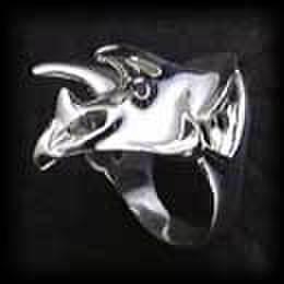 トリケラトプス リング