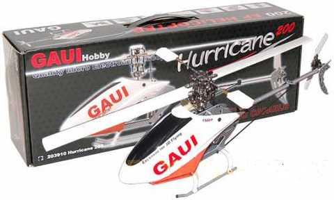 Hurricane EP200SE Pro w/ESC & Motor+3・Servo - 90% RTF (Belt Drive Version)