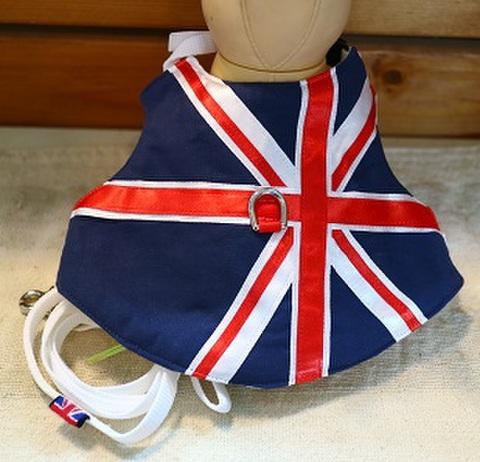 putit mamanハーネス イギリス国旗L