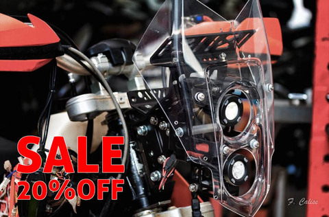MST Rally Light キット '17-'18 KTM EXC・HUSKY FE用 通常価格266,760円
