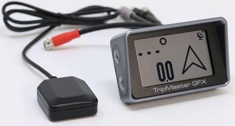 RNS TripMaster GFX GPSラリーコンピュータ 初回限定価格77,200円