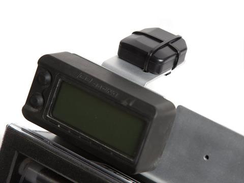 GPSレシーバーベースプレート ICO Rallye Max-G・RNS GFX用