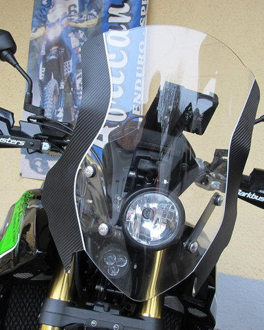 Africa Twin CRF1000L スポーツフロントカウルキット Tourer