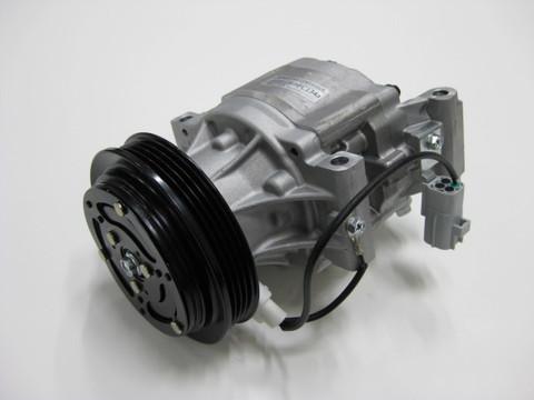 NZE12系 カローラ フィールダー スパシオ エアコン コンプレッサー 447100-1750