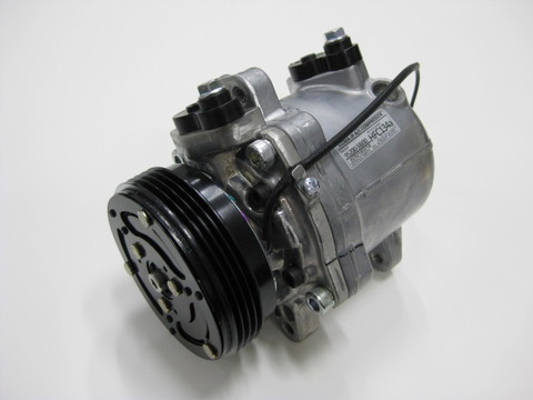 MF22S MRワゴン エアコン コンプレッサー SS06LT15