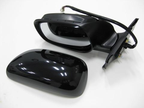 90系 ヴィッツ 左 ドアミラー 電動格納 優良品 社外品 87940-52610