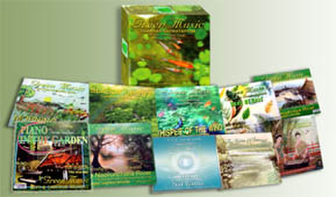 Green Music The Set of 10 CDs