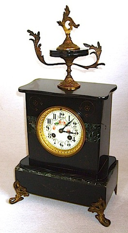 F.Martin(フランス)アンティーク置時計 1900〜1910年頃