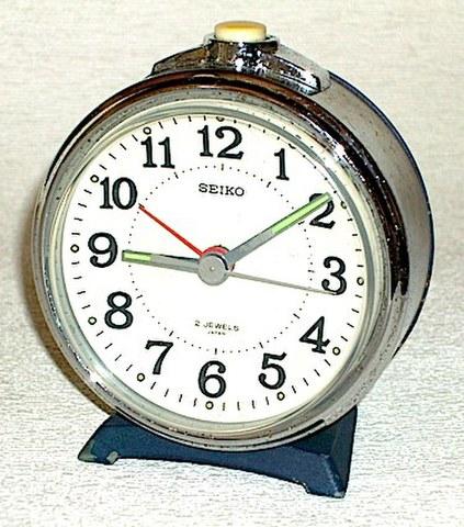 SEIKO 2J(シルバー/ブルー) 昭和40年代前半【003】