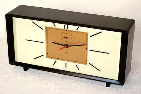 東洋時計 時打/オルゴール付 昭和30年代後半〜40年代前半【085】