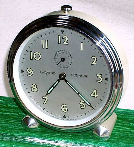 BAYARD(フランス) SONNFOR(ホワイト) 1960年代【085】