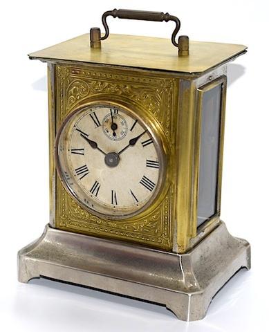 精工舎 角形時打置時計 大正時代初期〜中期頃【K023】