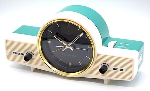三菱電機 Timepet TG-25 昭和40年代【089】