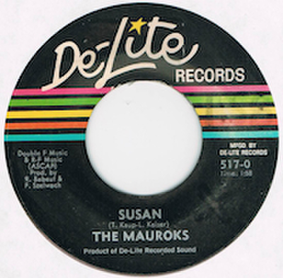 THE MAUROKS / SUSAN