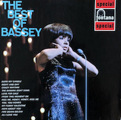 SHIRLEY BASSEY / THE BEST OF BASSEY