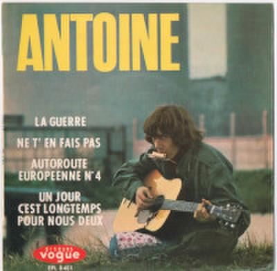ANTOINE / LA GUERRE