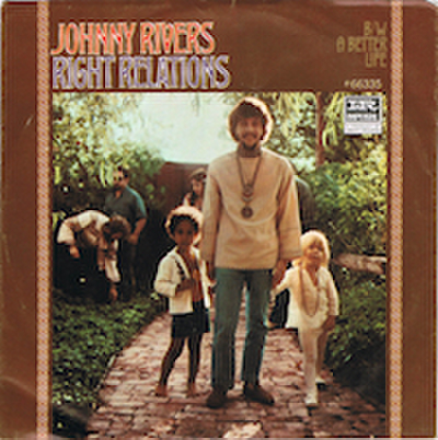 JOHNNY RIVERS / RIGHT RELATIONS