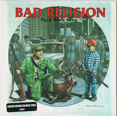 BAD RELIGION / PUNK ROCK SONG
