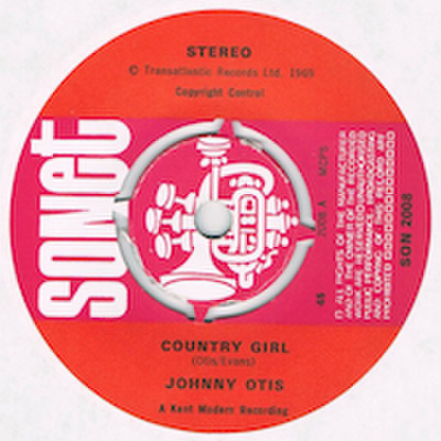 JOHNNY OTIS / COUNTRY GIRL