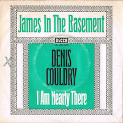 DENIS COULDRY / JAMES IN THE BASEMENT