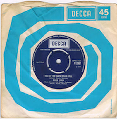 DAVID ESSEX / THE DAY THE EARTH STOOD STILL