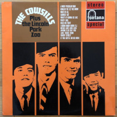 THE COWSILLS / THE COWSILLS PLUS THE LINCOLN PARK ZOO
